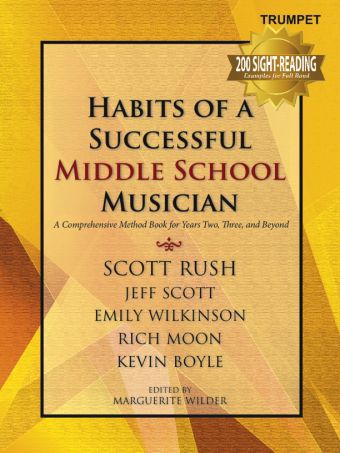 Habits of A Successful Middle School Musician - Trumpet