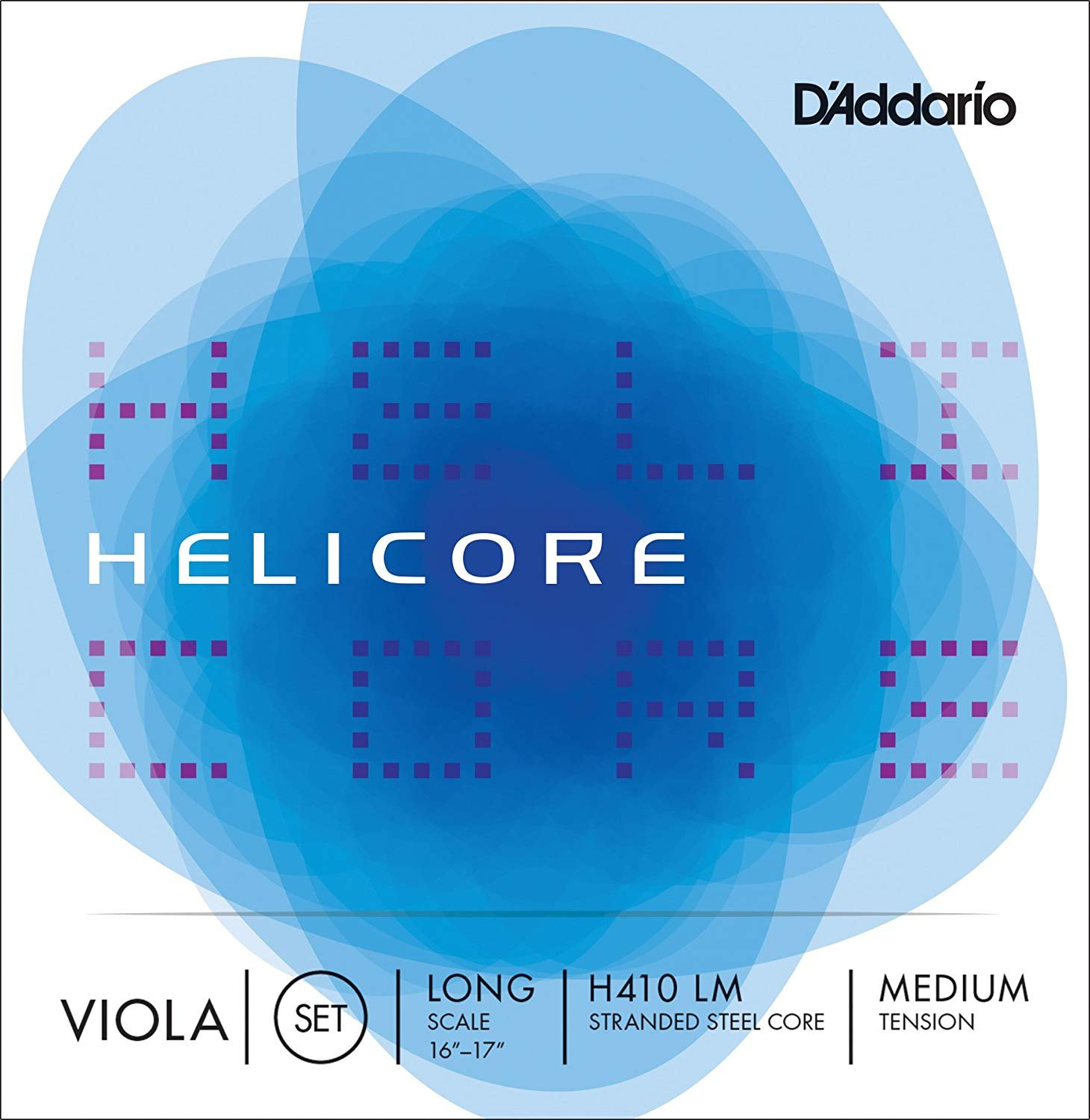 Helicore Viola String Set - Long Scale