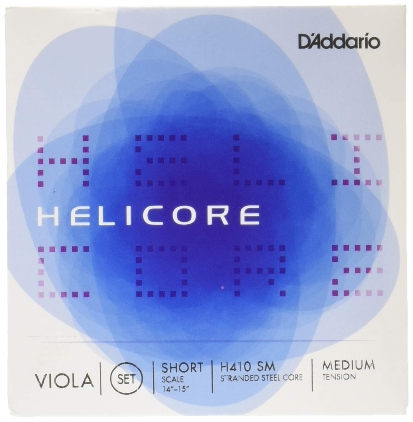 Helicore Viola String Set - Short Scale