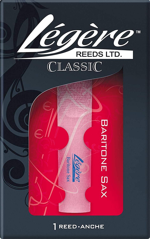 Legere Eb Baritone Saxophone Synthetic Reed #2.5