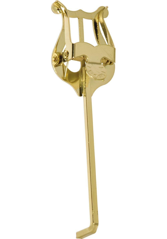 Trophy Trumpet Lyre, Bent Stem TR9501G