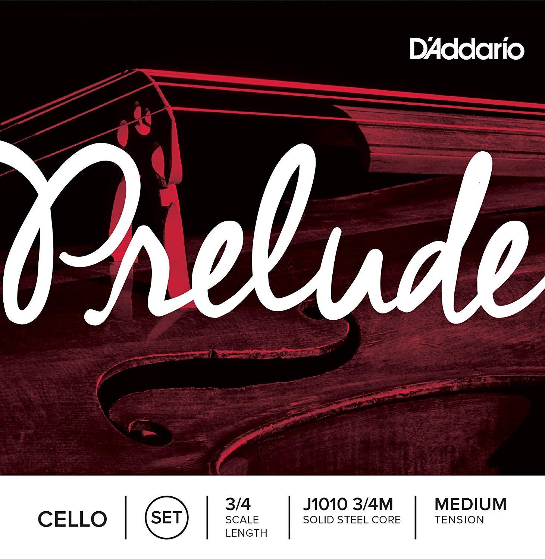Prelude 3/4 Cello String Set