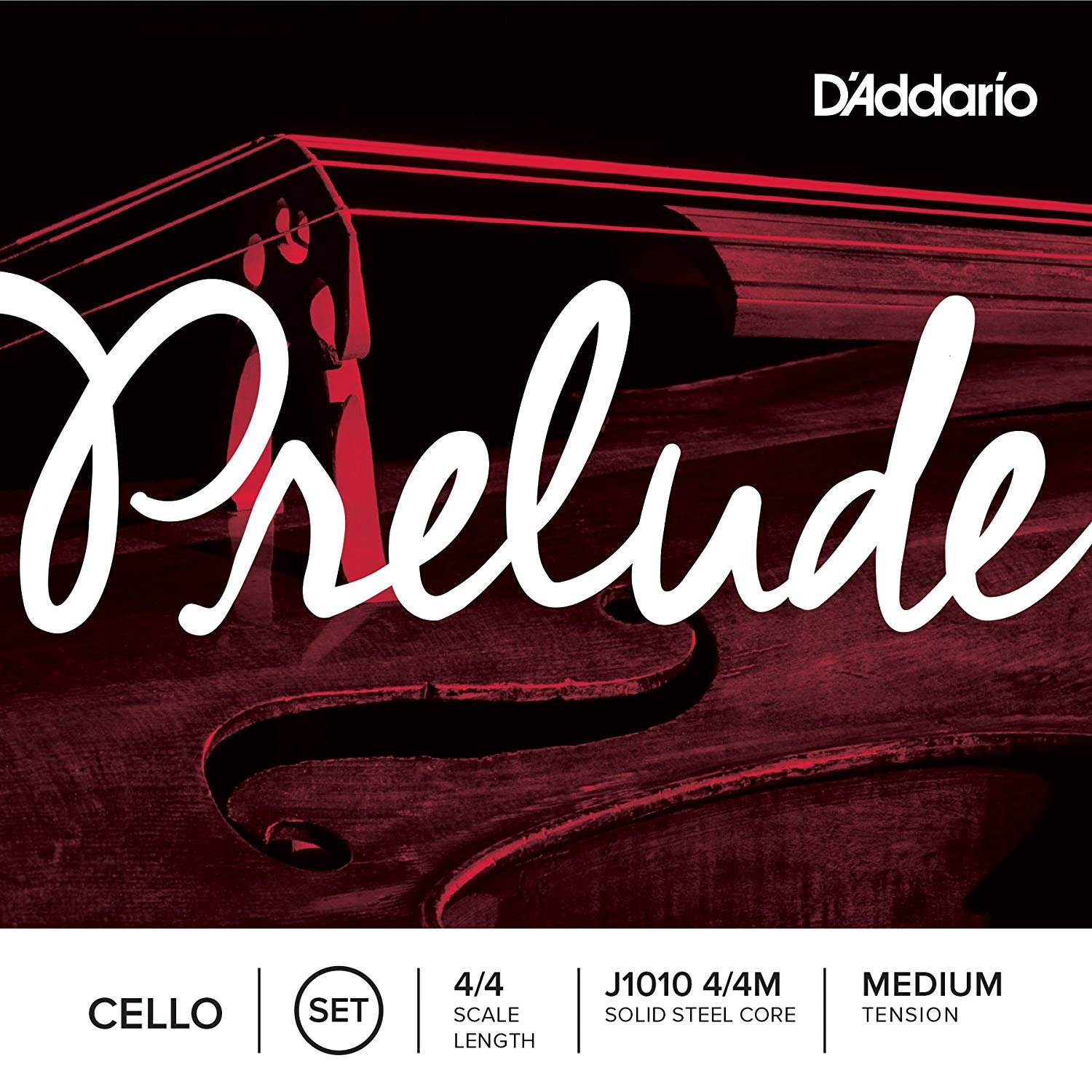 Prelude 4/4 Cello String Set
