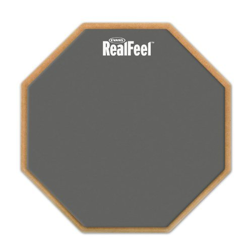 Evans Real Feel 12 2-Sided Pad