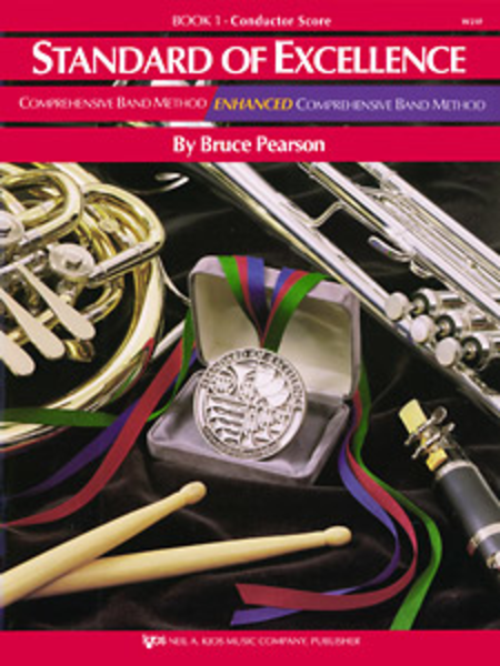 Standard of Excellence Bk 1 - Conductor Score