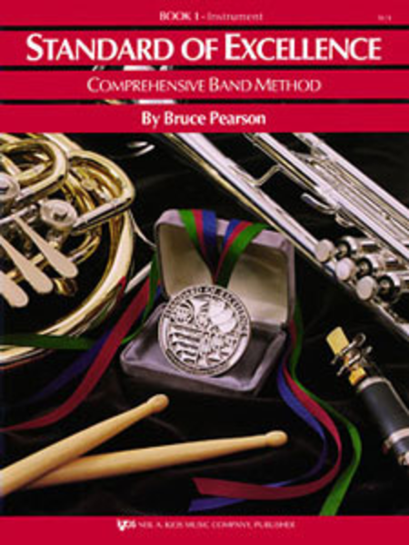Standard of Excellence Bk 1 - Oboe