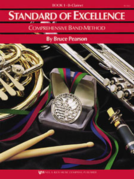 Standard of Excellence Bk 1 - Bb Trumpet/Cornet