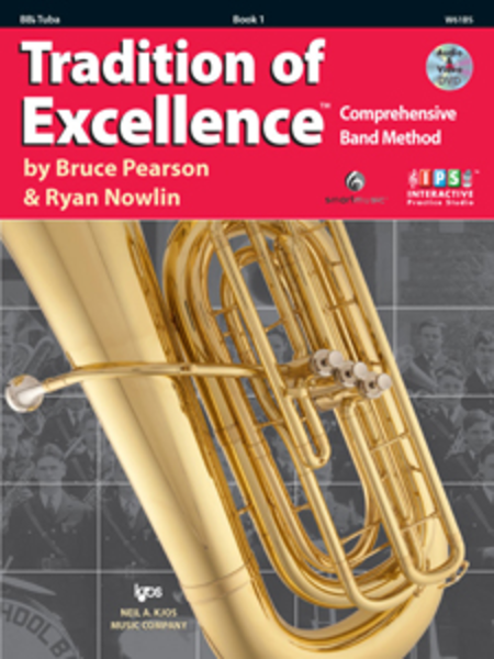 Tradition of Excellence, Book 1 - BBb Tuba