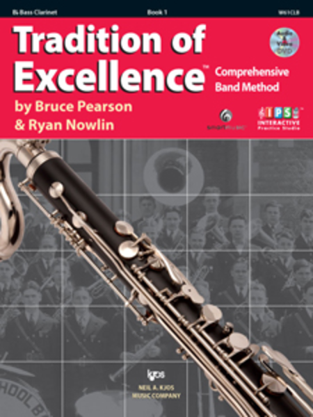 Tradition of Excellence, Book 1 - Bass Clarinet