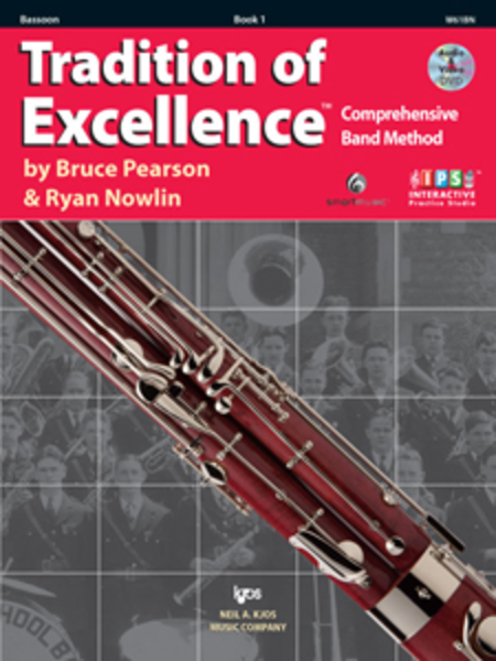 Tradition of Excellence, Book 1 - Bassoon