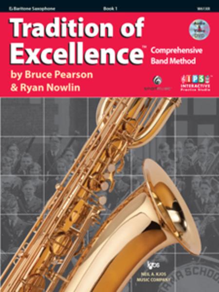 Tradition of Excellence, Book 1 - Eb Baritone Sax