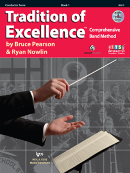 Tradition of Excellence, Book 1 - Conductor Score