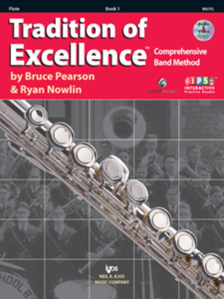 Tradition of Excellence, Book 1 - Flute