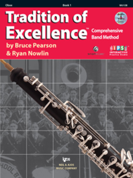 Tradition of Excellence, Book 1 - Oboe