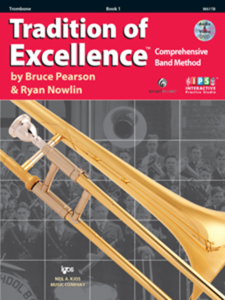 Tradition of Excellence, Book 1 - Trombone
