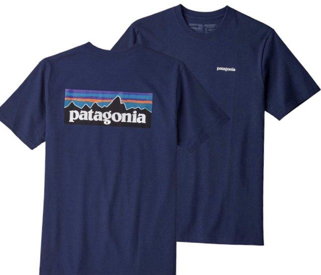 Patagonia t-shirts short sleeve