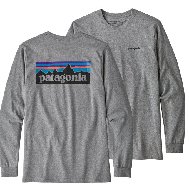 Patagonia t-shirts long sleeve