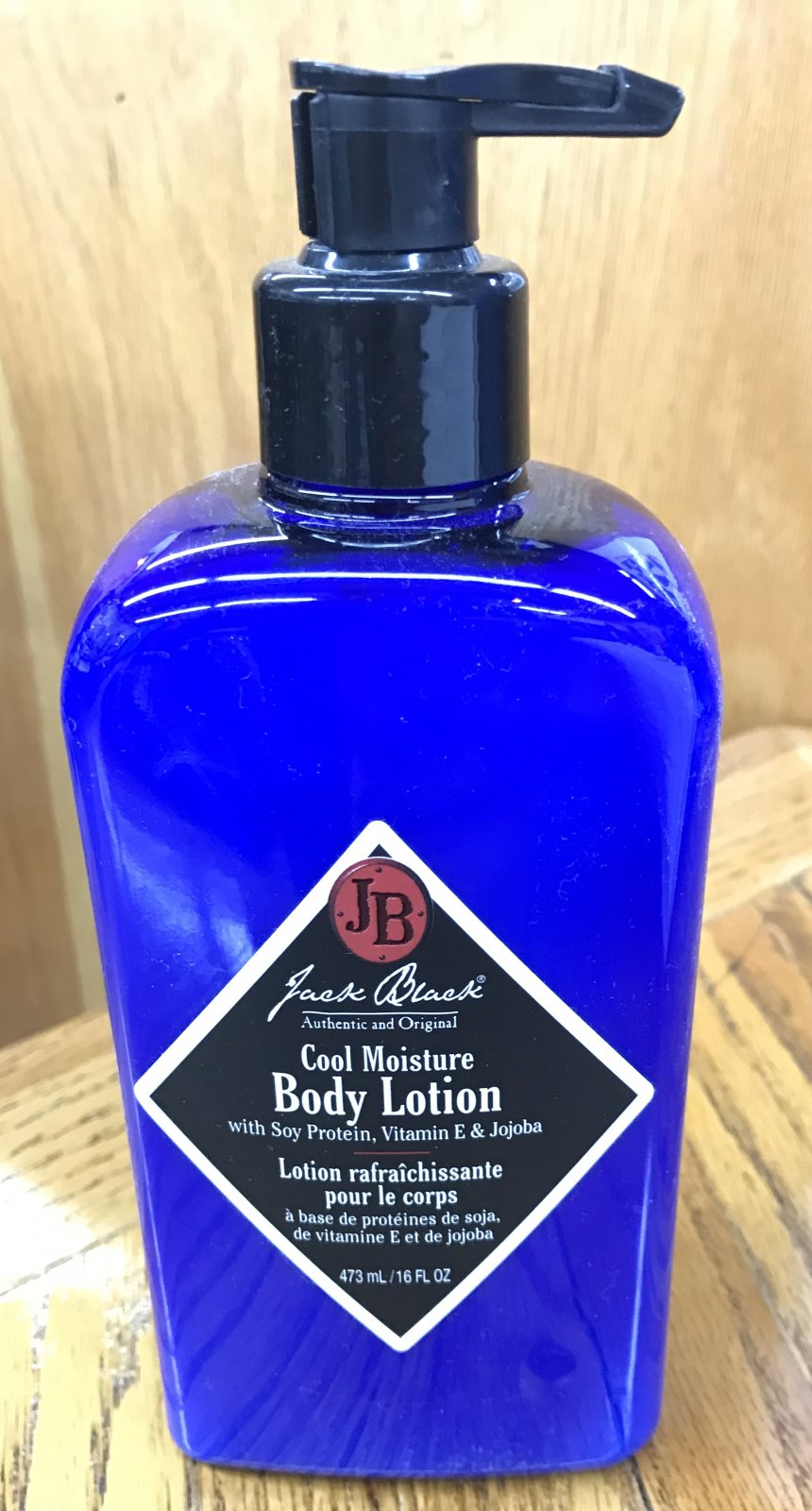 Jack Black Body Lotion 16 oz.