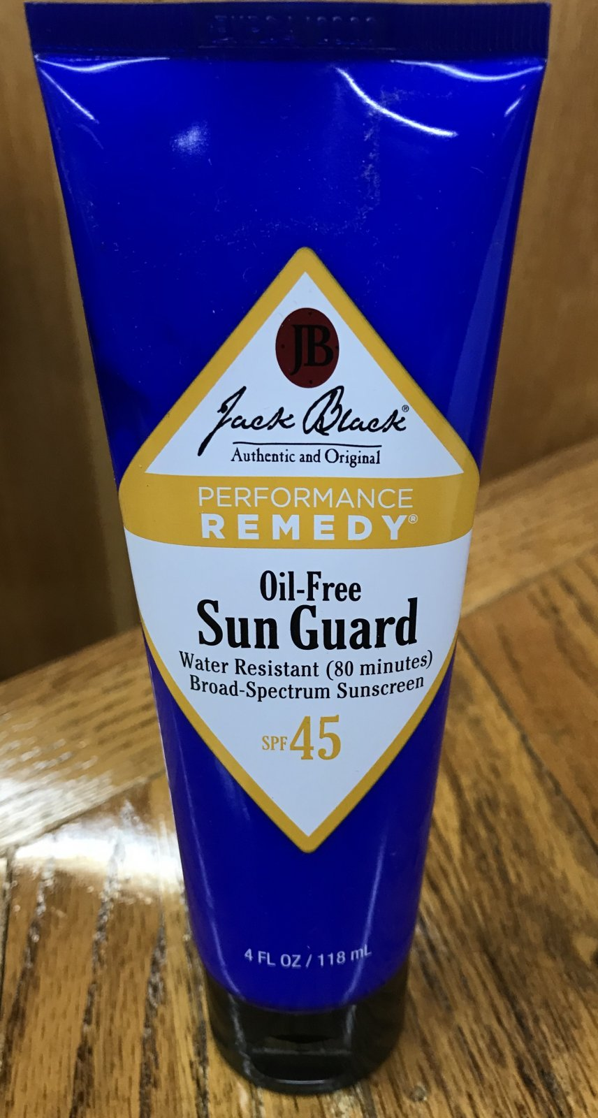 Jack Black Sun Guard 4 oz.