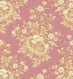 Laurel Cottage Toile Rose