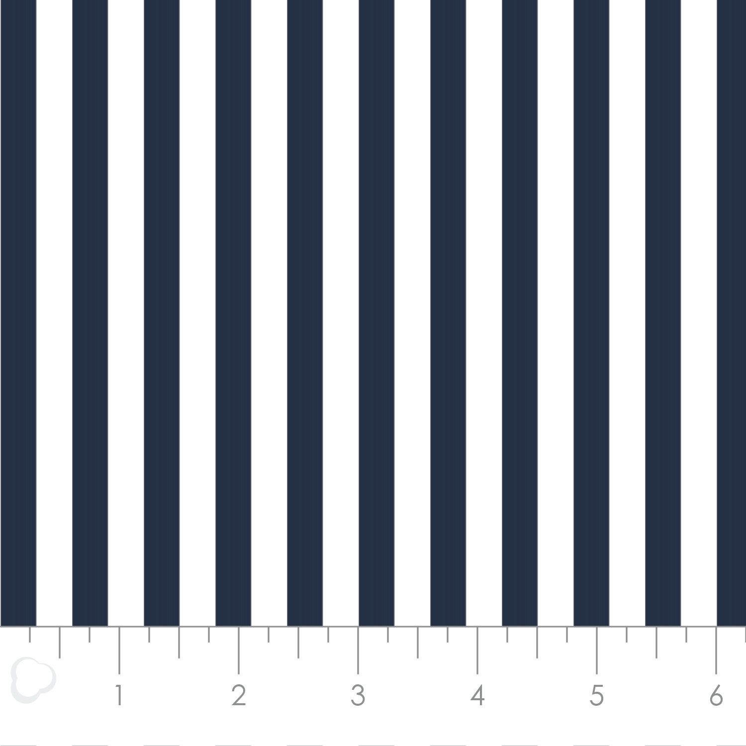 AhoyMatey Stripes Indigo