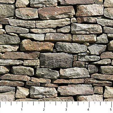 Eagle Pass Stone Wall