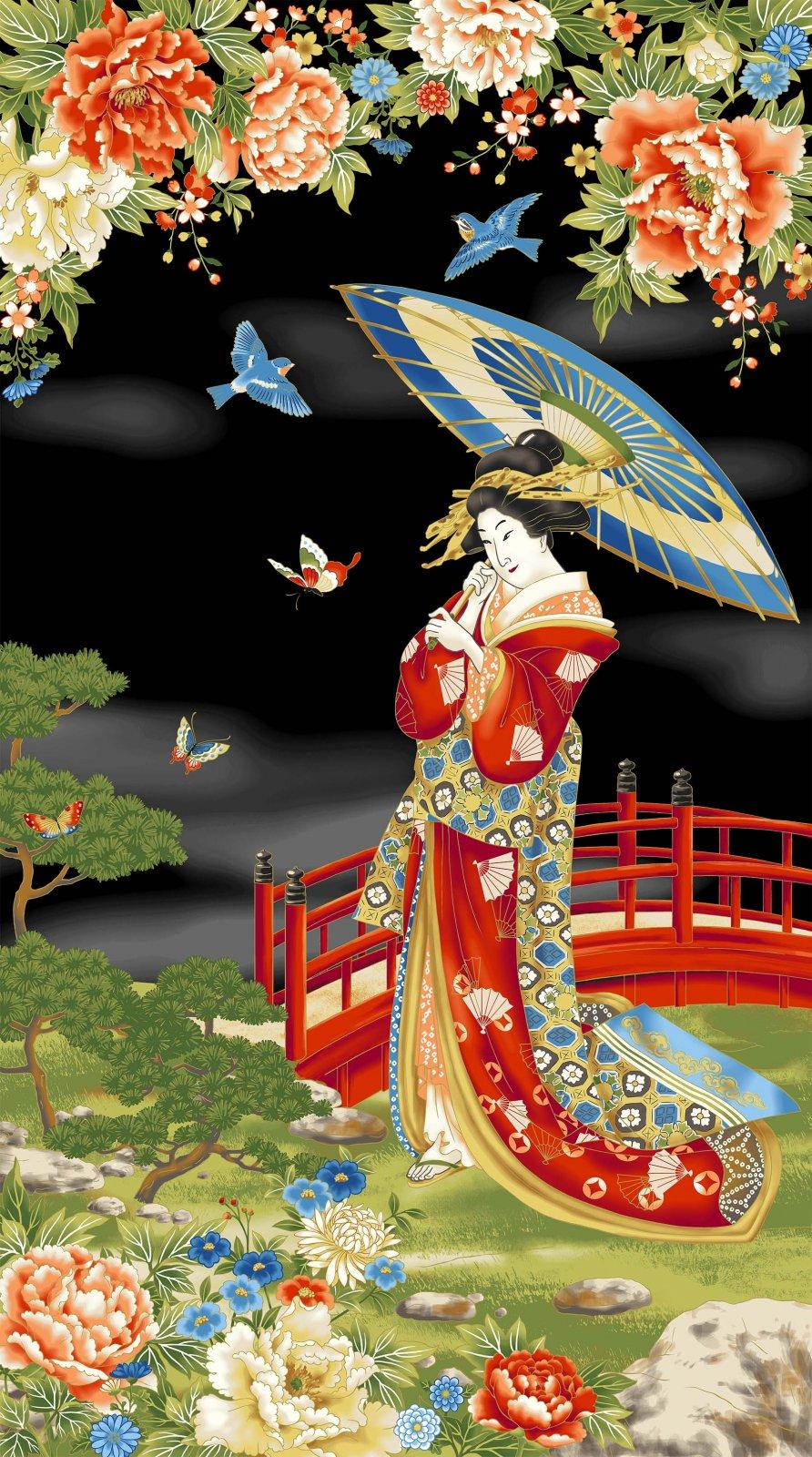 Kyoto Garden Panel 24