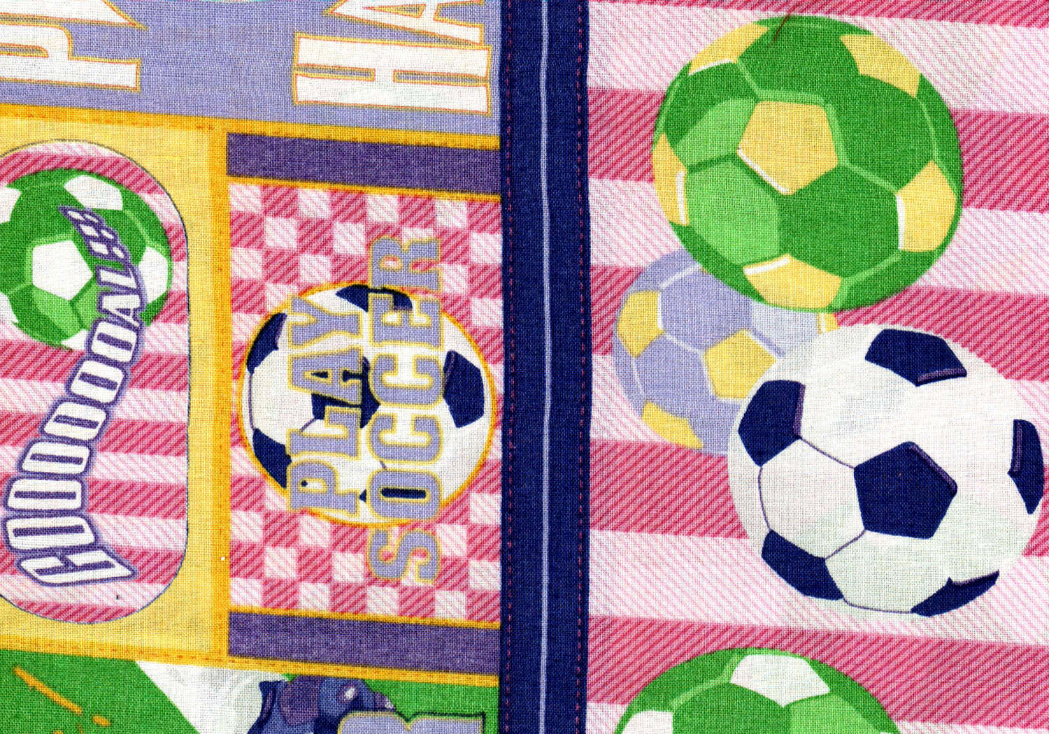 Sports Collage Girls Soccer