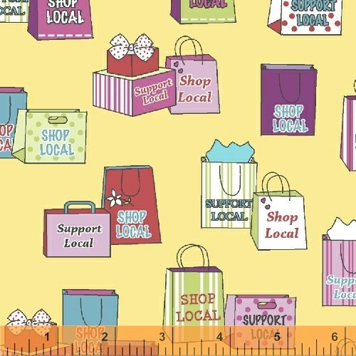 Shop Local Shopping Bags