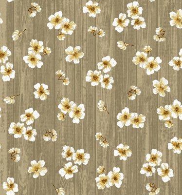 Paloma Flower Tan
