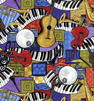 Funky Jazz Instruments