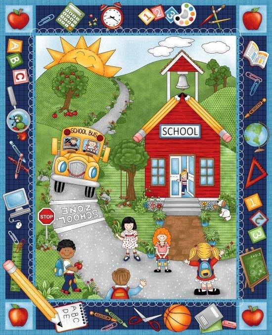 School Zone Panel