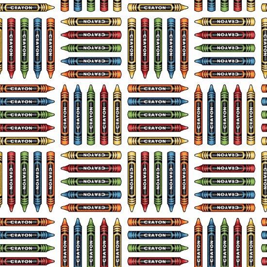School Zone Crayons