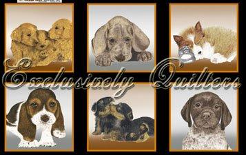 Puppy Love Panel