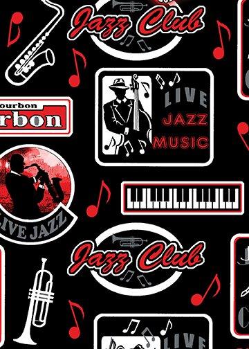 Jazz Club Black
