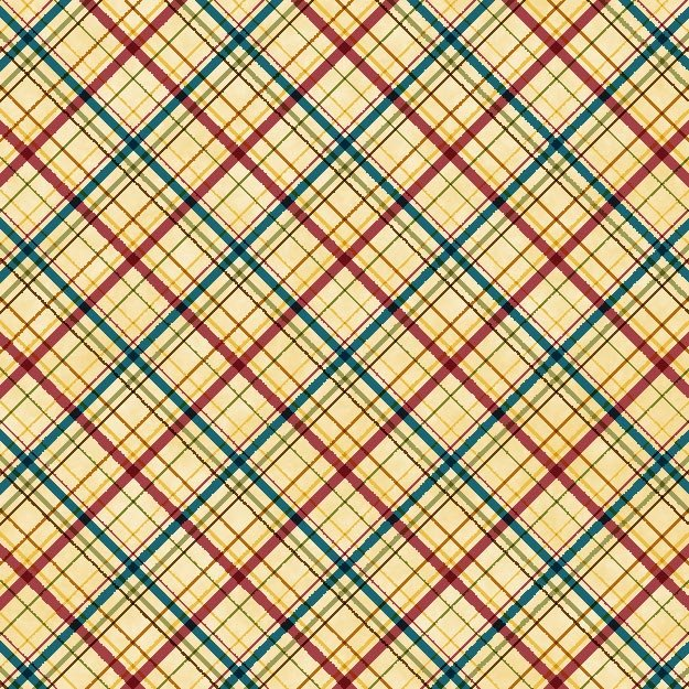 Clearwater Critters Plaid