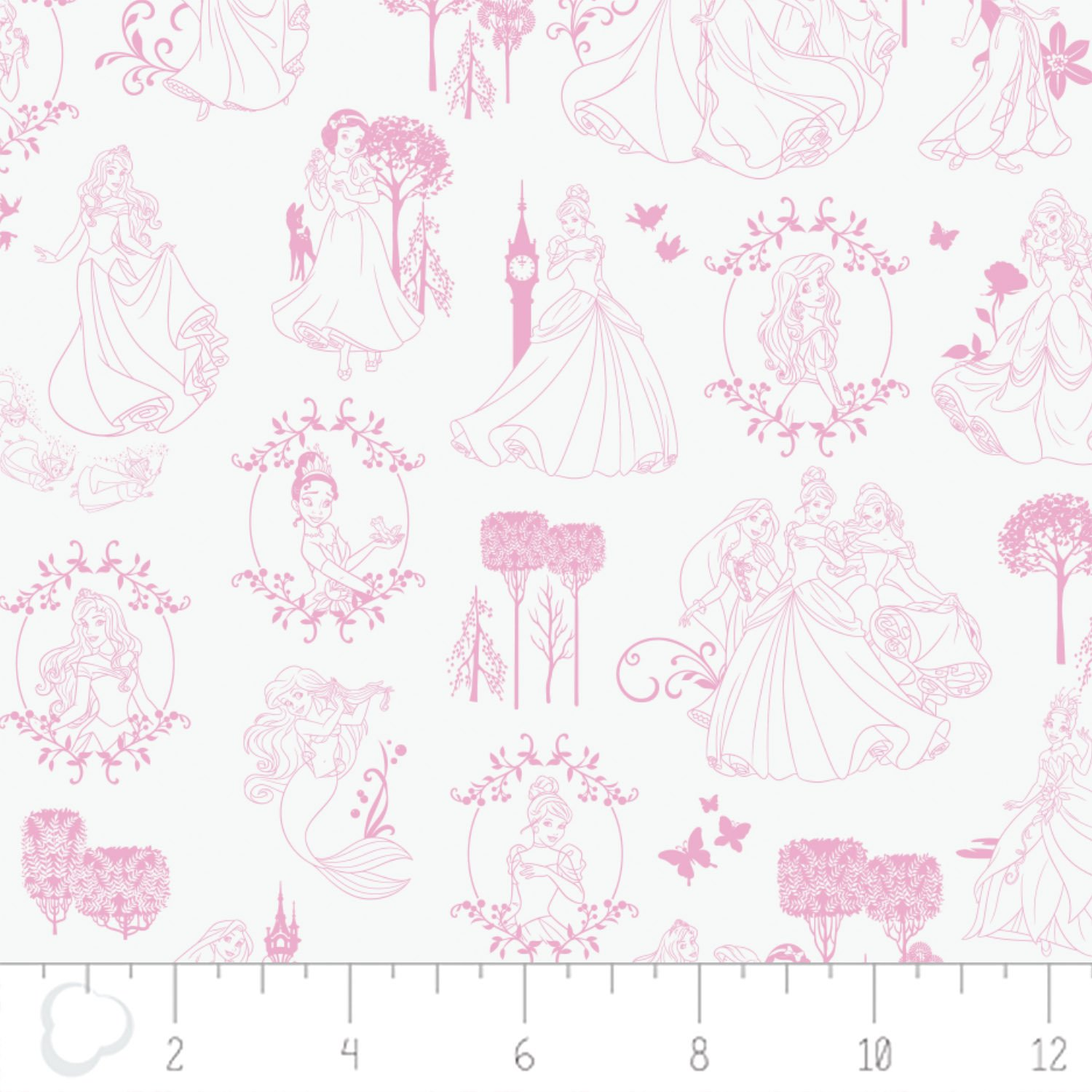 Disney Princess Toile