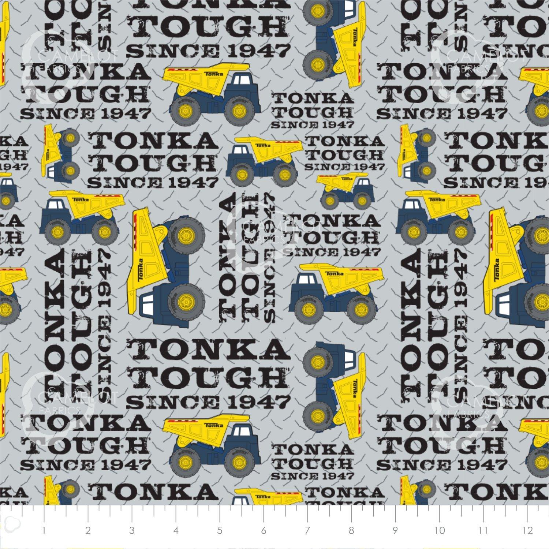 Tonka Tough in Yellow