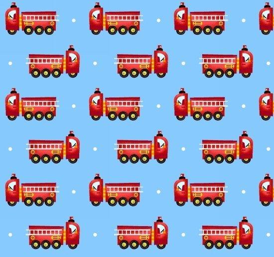 Be My Hero Fire Trucks