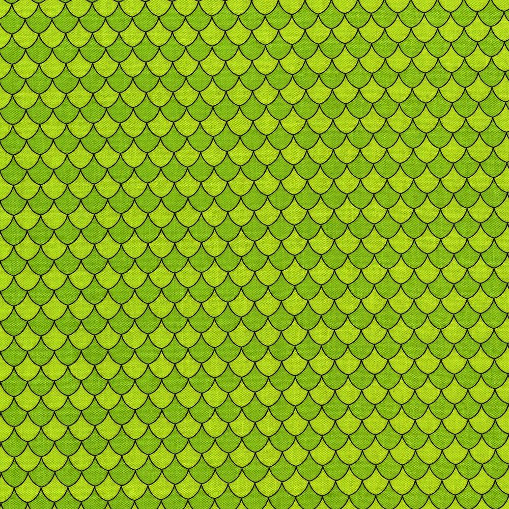 Dino Daze Scales Green
