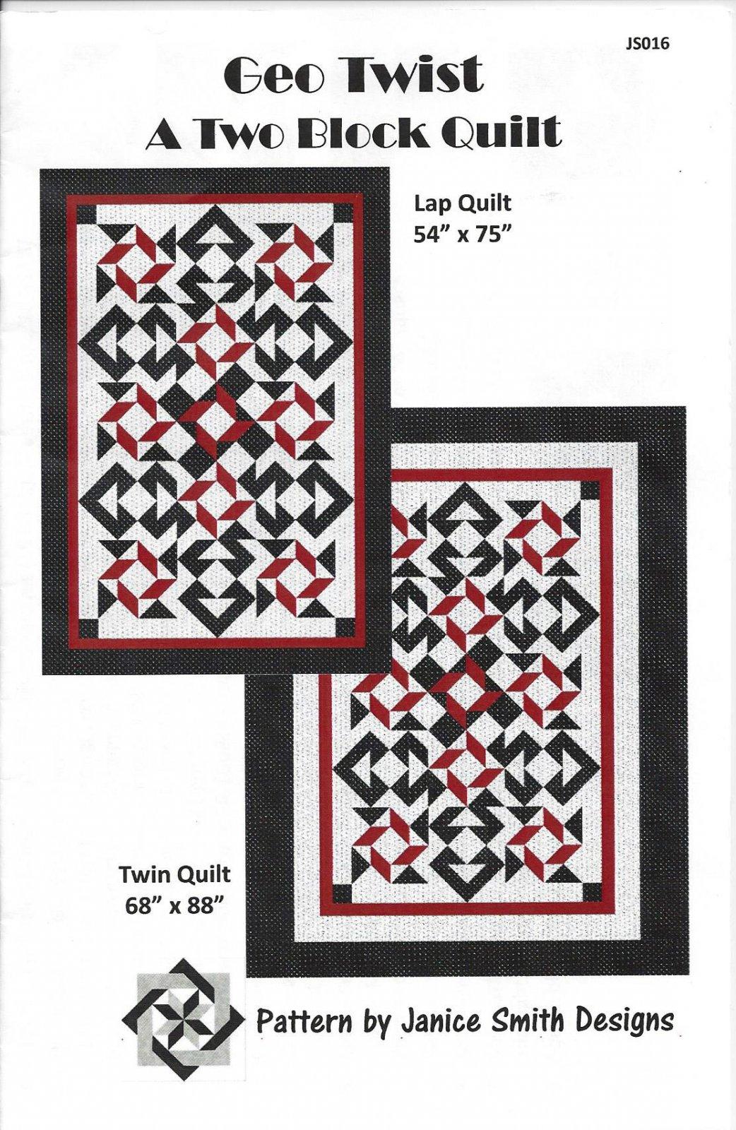 Geo Twist Pattern