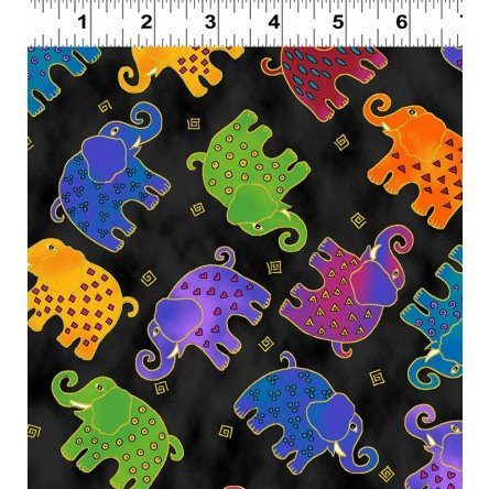 LB Jungle Elephants