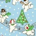 Storybook Christmas Snowmen
