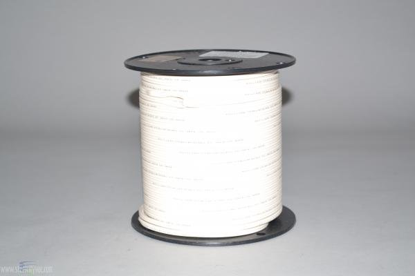 Low Voltage Wire, 18-2 white, 500'- sold by yd