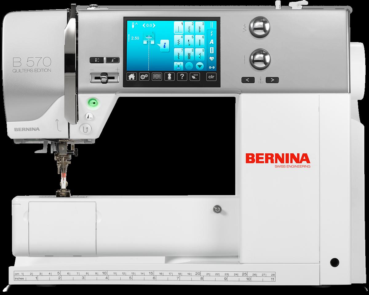 Bernina 570 Classic demo/ floor model