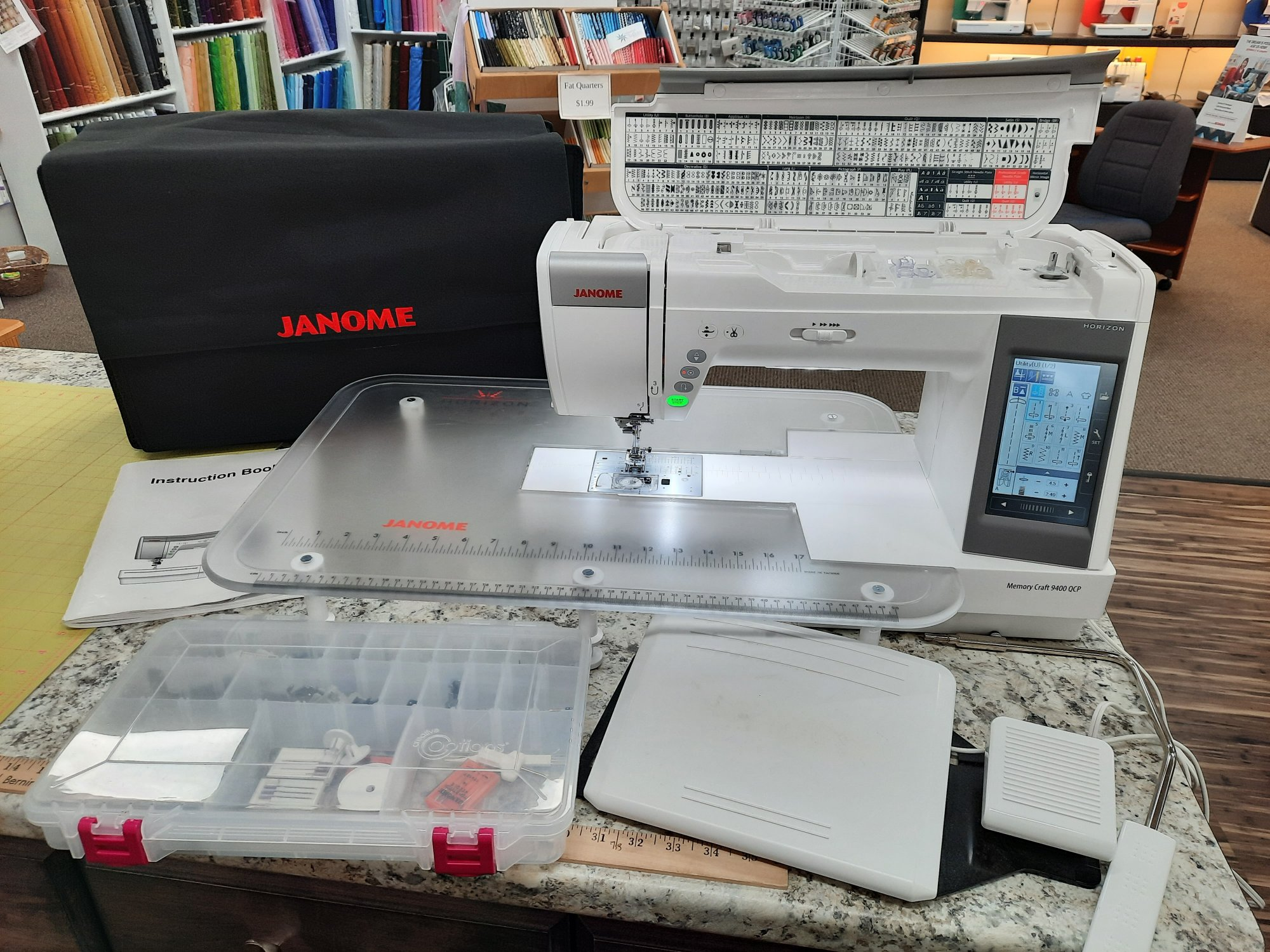 Janome MC9400QCP