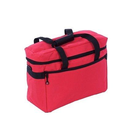 CB18 Red Machine Bag