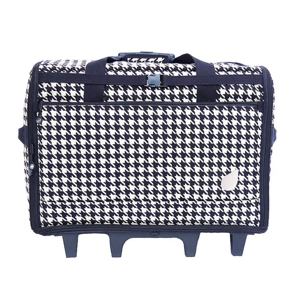 Wheeled Travel Bag, Ebony