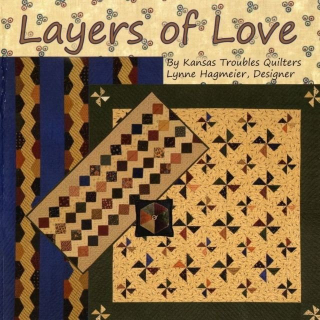 Layer of Love - Softcover
