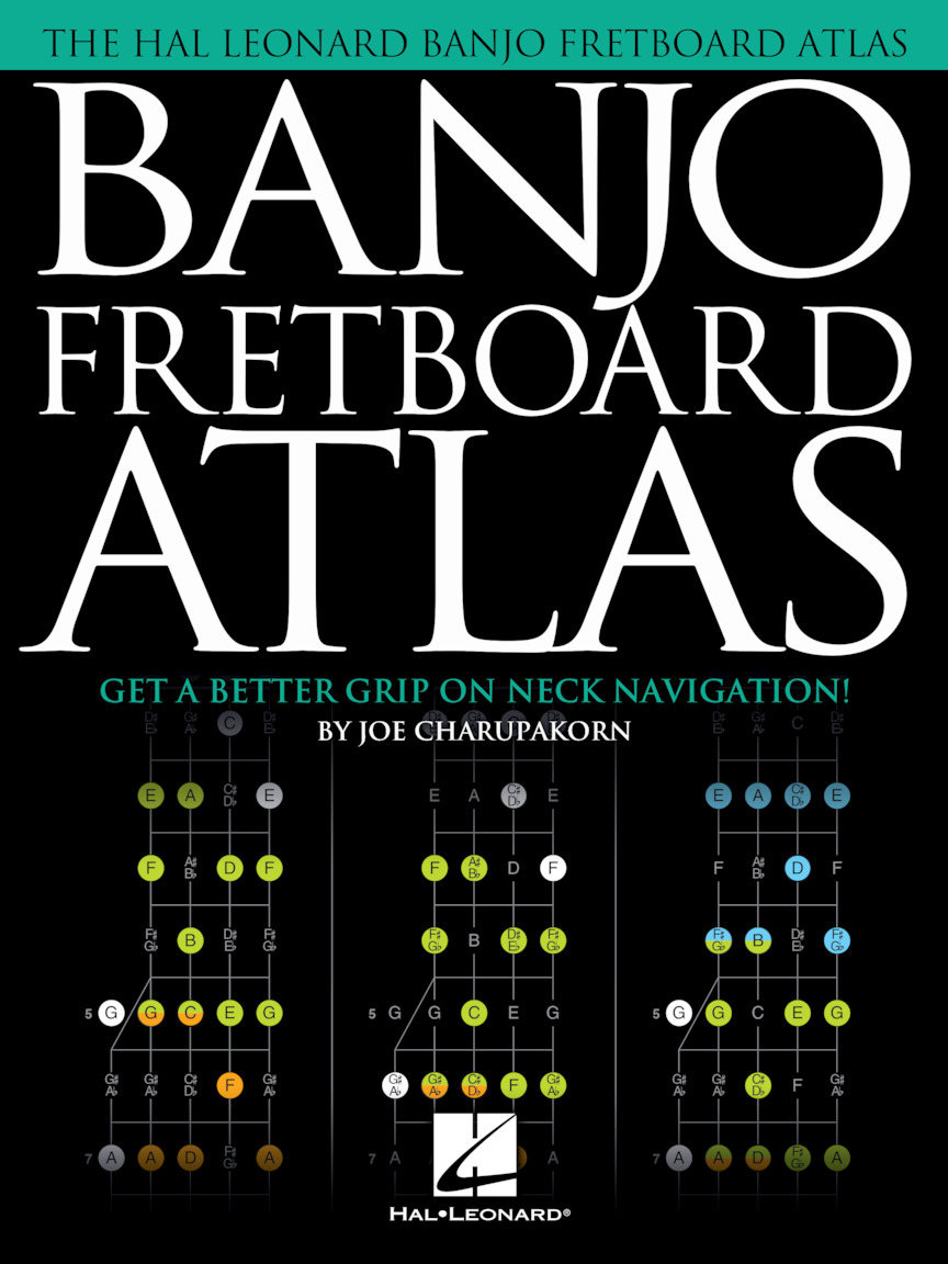 Banjo Fretboard Atlas - Get A Better Grip On Neck Navigation!